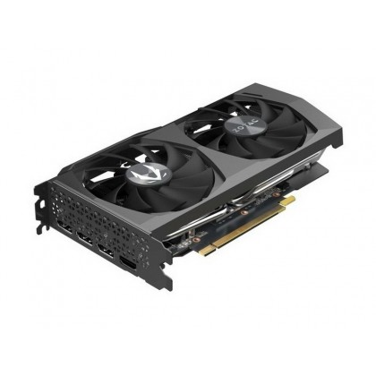 ZOTAC GeForce RTX 3060 Twin Edge 12GB GDDR6, 192bit, 1777/15000Mhz, Ampere, PCIeX16 4.0, Dual Fan / IceStorm 2.0, 1xHDMI, 3xDisplayPort, Active Fan Control/ FREEZE Fan Stop, Cooper Heat pipes, FireSto