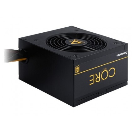 Power Supply ATX 700W Chieftec CORE BBS-700S, 80+ Gold, Active PFC, 120mm silent fan