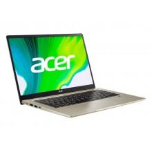 "ACER Swift 1 Safari Gold (NX.HYNEU.00F), 14.0"" IPS FHD (Intel Pentium Silver N5030, 4GB 256GB SSD Intel UHD Graphics 605 No OS)"
