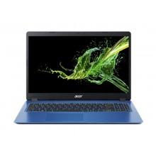"ACER Aspire A315-56 Indigo Blue (NX.HS6EU.00H) 15.6"" FHD IPS (Intel Core i3-1005G1 2xCore 1.2-3.4GHz, 4GB DDR4 RAM, 256GB NVMe SSD, Intel UHD Graphics, w/o DVD, WiFi-AC/BT, 0.3MP, RUS, 1.9kg)"