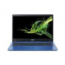 "ACER Aspire A315-56 Indigo Blue (NX.HS6EU.009) 15.6"" FHD (Intel Core i3-1005G1 2xCore 1.2-3.4GHz, 8GB DDR4 RAM, 256GB NVMe SSD, Intel Graphics, w/o DVD, WiFi-AC/BT, 2cell, 0.3MP, RUS, Linux, 1.9kg)"