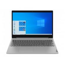 """Lenovo IdeaPad 3 15IML05 Platinum Grey 15.6"""" TN FHD 220 nits (Intel Core i3-10110U, 4GB (on board) RAM, 256GB NVMe SSD, GeForce MX130 2GB, w/o DVD, WiFi-AC/BT, 3cell, VGA Webcam, RUS, DOS, 1.85kg)"""