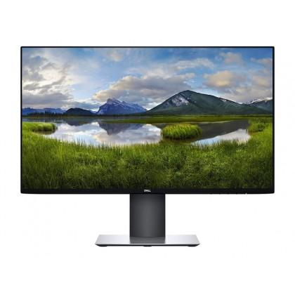"""23.8"""" DELL IPS LED U2419H Borderless Black/Silver (6ms, 2M:1, 250cd, 1920x1080, 178°/178°, HDMI, Mini DisplayPort, DisplayPort, Height Adjustment, Pivot,  Audio Line out, USB 3.0, VESA.)"""