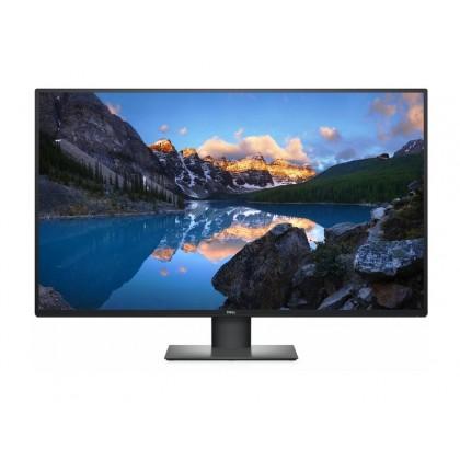 """42.5"""" DELL IPS LED U4320Q Black (5ms, 350M:1, 300cd,  3840 x 2160, 178°/178°,  2xHDMI, DisplayPort, USB-C, USB Hub: 2 x USB3.0, Audio Line out, Color Gamut 99% sRGB, Height Adjustment, VESA . )"""
