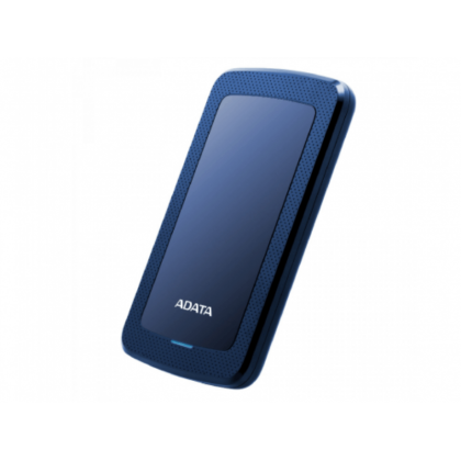 "2.0TB (USB3.1) 2.5"" ADATA HV320 External Hard Drive, Very Slim, Blue (AHV320-2TU31-CBL)"