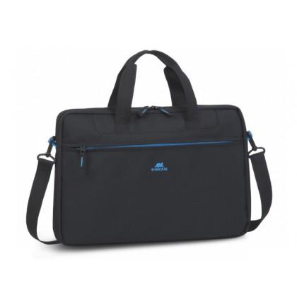 "16""/15"" NB bag - RivaCase 8037 Black Laptop"