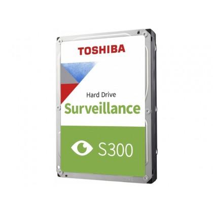 """3.5"""" HDD 6.0TB  Toshiba HDWT860UZSVA  S300,  Surveillance, SMR Drive, 24x7, 5400rpm, 256MB, SATAIII"""