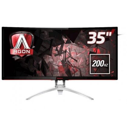 "35.0"" AGON MVA LED AG352QCX Black"