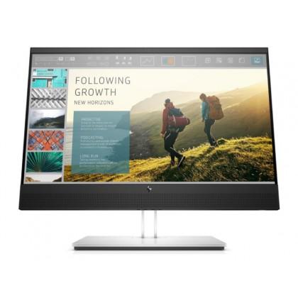 """23.8"""" HP IPS LED Mini-in-One Black/Silver (5ms, 1000:1, 250cd, 1920x1080, 178°/178°, DisplayPort, Height-adjustable, USB hub: 6 x USB3.1, Webcam FHD + 2xMic, Speakers 2 x 2W, VESA)"""