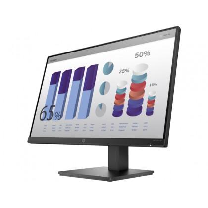"27.0"" HP IPS LED P27h G4 Black (5ms, 1000:1, 250cd, 1920x1080, 178°/178°, VGA, DisplayPort, HDMI, Pivot, Height-adjustable, VESA)"