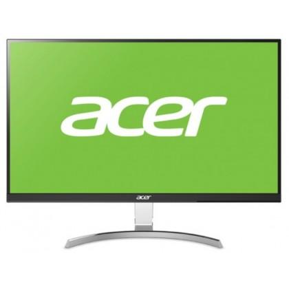 """27.0"""" ACER IPS LED RC271U ZeroFrame Black/Silver"""