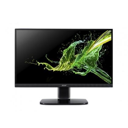 """23.8"""" ACER IPS LED KA242YB Glossy Black (1ms, 100M:1, 250cd, 1920x1080, 178°/178°, VGA, HDMI, AMD Free-Sync, VESA) [UM.QX2EE.016]"""