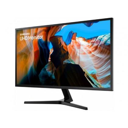 """31.5"""" SAMSUNG U32J590UQI, Black, VA, 3840x2160, 60Hz, FreeSync, 4ms, 270cd, MegaDCR, HDMI+DP"""