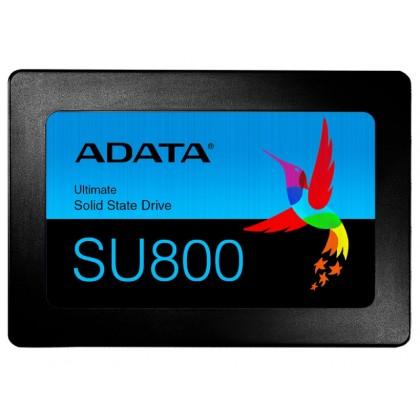 """2.5"""" SATA SSD 1.0TB  ADATA Ultimate SU800 [R/W:560/520MB/s, 85K/85K IOPS, SM2258, 3D-NAND TLC]"""
