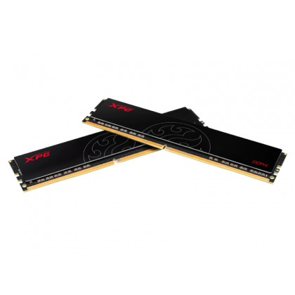 16GB DDR4-3000MHz   ADATA XPG  Hunter, PC24000, CL16-20-20, 1.35V, Intel XMP 2.0, Black Heatsink