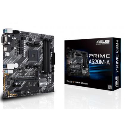 MB ASUS PRIME A520M-A mATX