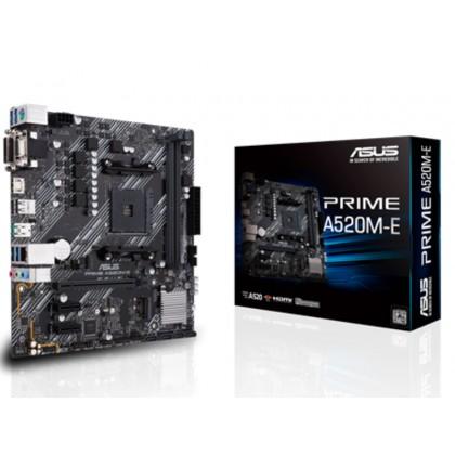 MB ASUS PRIME A520M-E mATX
