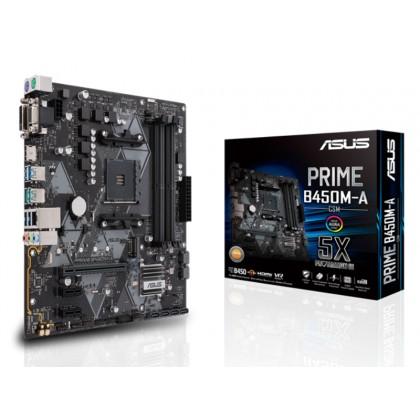 MB ASUS PRIME B450M-A/CSM mATX