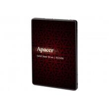 "2.5"" SATA SSD  512GB    Apacer ""AS350X"" [R/W:560/540MB/s, 87/80K IOPS, 3D-NAND TLC], Retail"