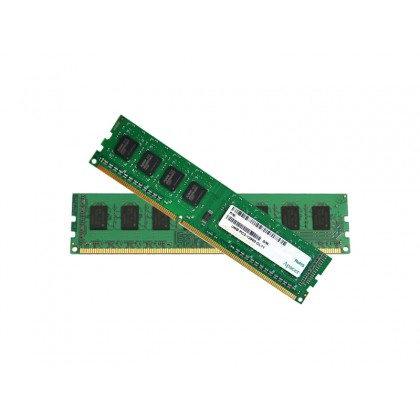 8GB DDR3- 1600MHz   Apacer PC12800, CL11,   1.5V