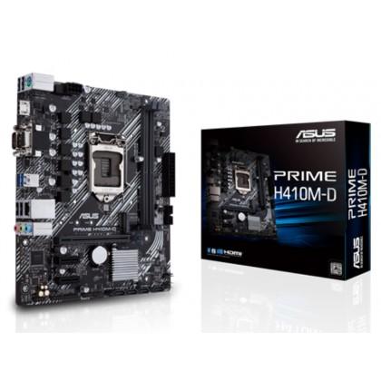 MB Asus PRIME H410M-D mATX