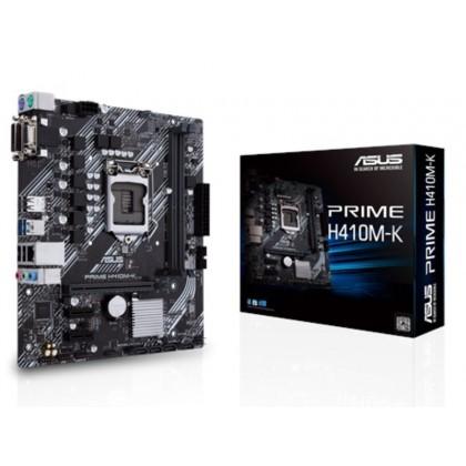 MB Asus PRIME H410M-K, mATX