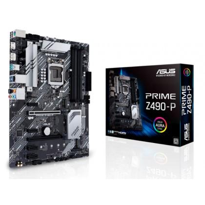 MB Asus PRIME Z490-P, ATX
