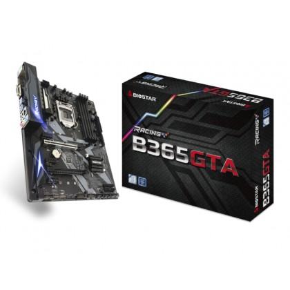 MB Biostar RACING B365GTA, ATX