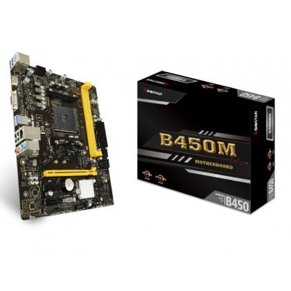 MB Biostar B450MH, mATX