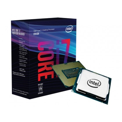 CPU Intel Core i7-9700 3.0-4.7GHz (8C/8T, 12MB, S1151, 14nm, Integrated UHD Graphics 630, 65W) Box