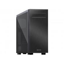 Case ATX Chieftec Hawk, w/o PSU, 2xUSB3.0, 1xUSB2.0, Tempered Glass, PSU dust filter, Black