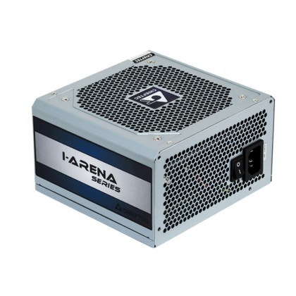 Power Supply ATX 700W Chieftec iARENA GPC-700S, 80+, Active PFC, 120mm silent fan, w/o power cord