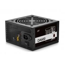 Power Supply ATX 600W Deepcool DA600N, 80+ Bronze, Active PFC, 120 mm silent fan