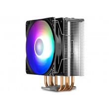 """AC Deepcool """"GAMMAXX GT A-RGB"""" (<27.8dBA, 500-1650RPM, 64.5CFM, 120mm, RGB,150W, 676g.)"""
