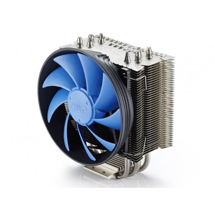 "AC Deepcool ""GAMMAXX S40"" (<26.1BA, 900-1600RPM, 54.25CFM, 120mm, PWM, 130W, 610g.)"