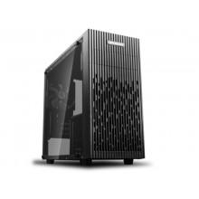 "DEEPCOOL ""MATREXX 30"" Micro-ATX Case with Side-Window, without PSU, 1x 120mm black fan, VGA Compatibility: 250mm, 2x 2.5"" Drive Bays, 3x 3.5"" Drive Bays,1xUSB3.0, 1xUSB2.0 /Audio, Black"