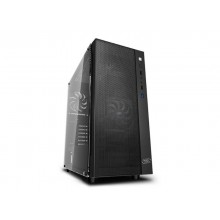 Case ATX Deepcool MATREXX 55 MESH 2F, w/o PSU, 2x120mm PWM fans, TG, DF, 2xUSB2.0/1xUSB3.0, Blac