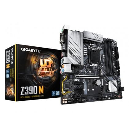 MB Gigabyte Z390 M 1.0 mATX