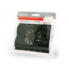 HDD Cooling Fan HD-A2, 1xFan (60x60x10mm, Ball, 4000rpm, <28dBA)