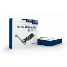 Gembird NIC-R1, 10/100Mbps. PCI Fast Ethernet Card Realtek 8139C chipset