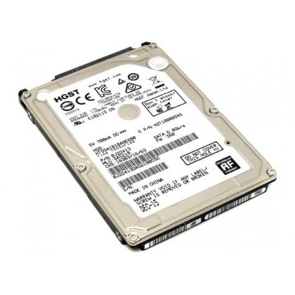 "2.5"" HDD 250GB  Hitachi Travelstar Z5K500, 500rpm, 8MB, 7mm, SATAIII (HTS545025A7E680), FR"