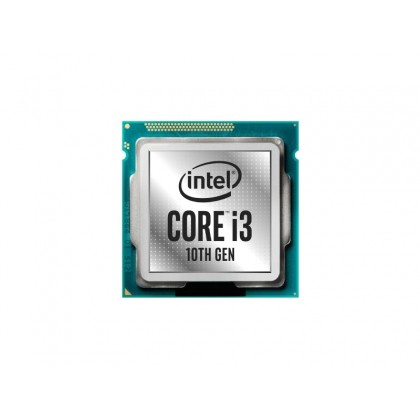 CPU Intel Core i3-10100 3.6-4.3GHz (4C/8T, 6MB, S1200, 14nm,Integrated UHD Graphics 630, 65W) Tray