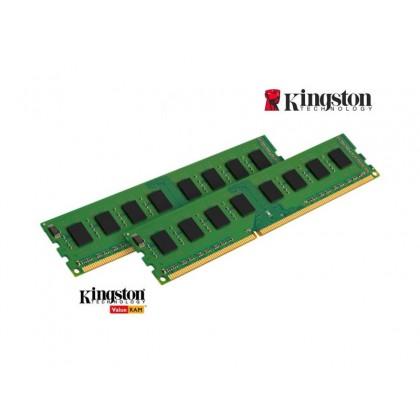 8GB DDR3-1600  Kingston ValueRam, PC12800, CL11, STD Height 30mm