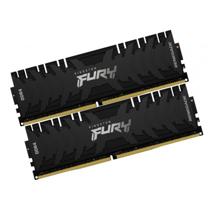 32GB DDR4-3600MHz Kingston FURY Renegade (Kit of 2x16GB) (KF436C16RB1K2/32), CL16-20-20, 1.35V