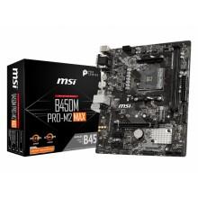 MB MSI B450M PRO-M2 MAX, mATX