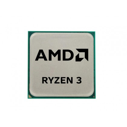 AMD Ryzen 3 PRO 3200G, Socket AM4, 3.6-4.0GHz (4C/4T), 4MB L3, Integrated Radeon Vega 8 Graphics, 12nm 65W, Bulk