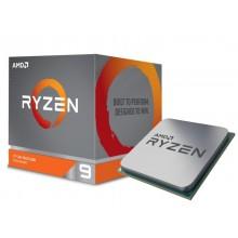 AMD Ryzen 9 3900X, Socket AM4, 3.8-4.6GHz (12C/24T), 64MB Cache L3, No Integrated GPU, 7nm 105W, Box