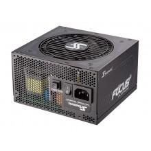 Power Supply ATX 650W Seasonic Focus Plus 650 80+ Platinum, Full Modular, Fanless until 30 % load