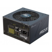 Power Supply ATX 650W Seasonic Focus GX-650 80+ Gold, 120mm, Full Modular, Fanless until 30 % load