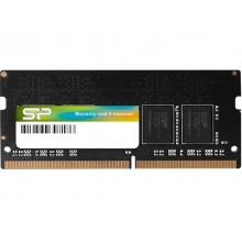 16GB DDR4-2666 SODIMM  Silicon Power, PC21300, CL19, 2Gx8, Single Rank, 1.2V
